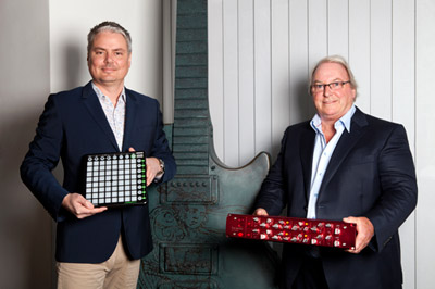 Focusrite wins second Queen's Award for Enterprise