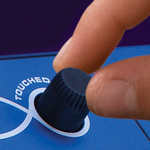 Ultranova Touch sensitive controls