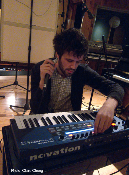 Novation Ultranova Passionpit