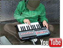 Novation SL MkII: Anything, Anywhere