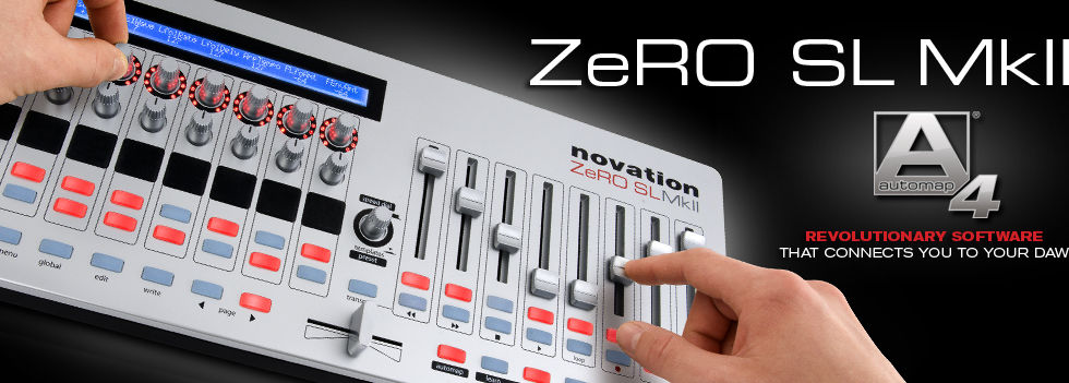 Novation SL ZeRO Mark II