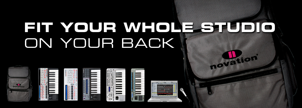 Novation Gig Bags