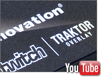 Novation Twitch with Traktor